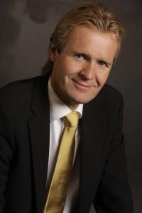 Erik Wold, kjent fra NRK hvor han blandt annet ledet Debatten i flere år.