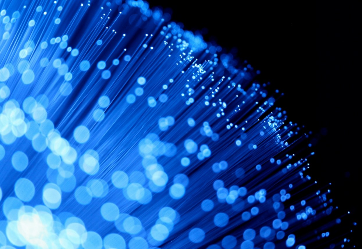 When Was Optical Fibre Invented