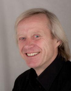 administrerende direktør Kongsberg Satellite Services, KSAT.