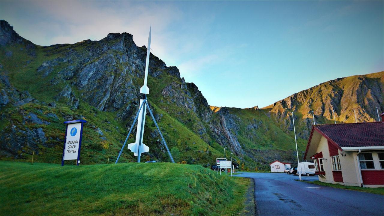 Andøya Spaceport Vil Løfte Norge Som Romnasjon.